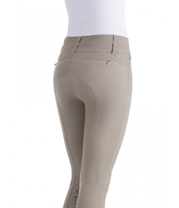 Pantalon d'équitation beige ANIMO