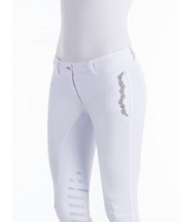 Pantalon d'équitation blanc ANIMO