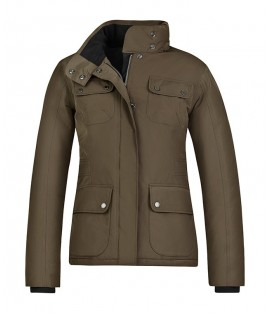 Parka marron clair CAVALLO