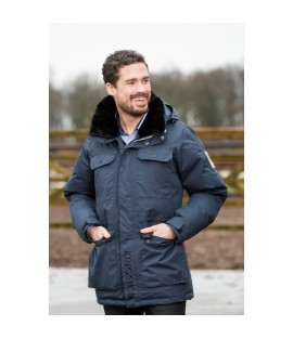 Parka homme marine KINGSTON