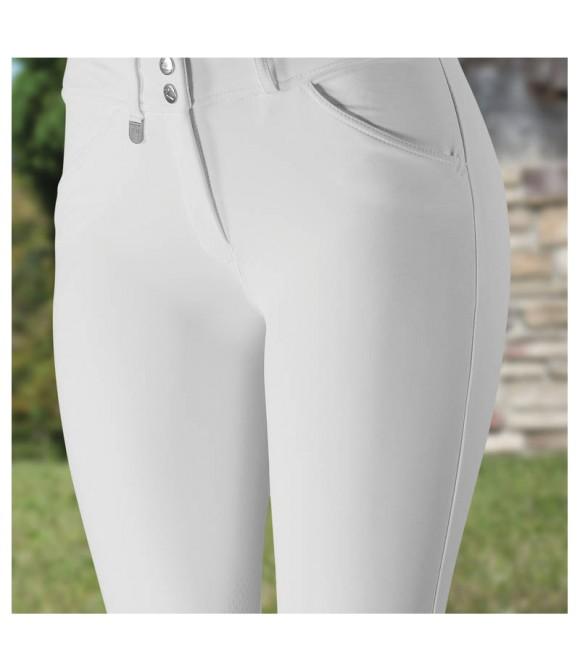 Culotte d'équitation blanc Grand Prix HORZE