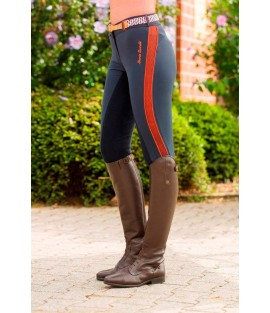 Pantalon d'équitation marron LAURIA GARRELLI