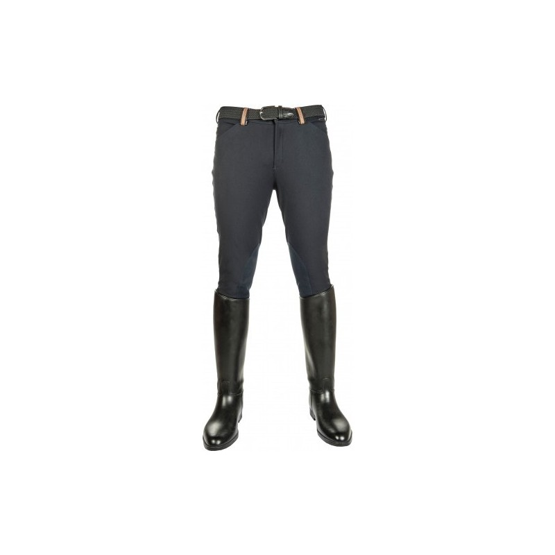 Pantalon d'équitation homme navy KINGSTON