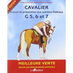 CAVALIER préparation 5,6,7 et degré 2 LAVAUZELLE