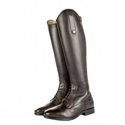 Bottes d'équitation en cuir brun Valencia HKM
