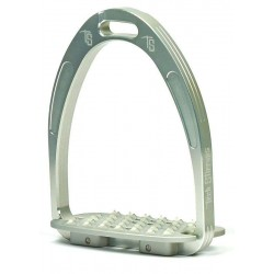 Etriers Cross aluminium TECH STIRRUPS