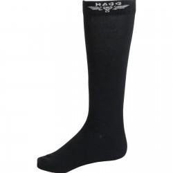 Chaussettes d'équitation noir HAGG