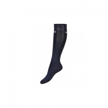 Chaussettes d'équitation noires ANIMO