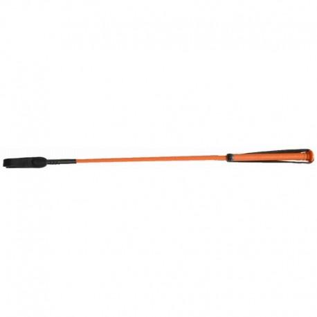 Cravache courte orange TdeT
