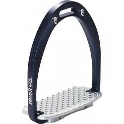 Etriers sauts d'obstacles aluminium TECH STIRRUPS