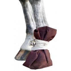 Sandale de soins pour sabot