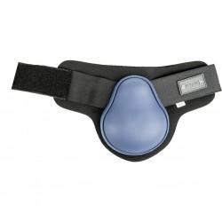 Protège-boulets bleu HKM Premium