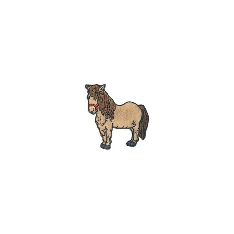 Transfert tissus cheval 1 HKM