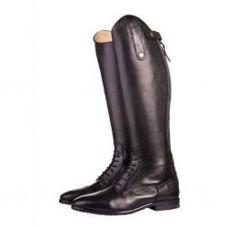 Bottes d'équitation en cuir...