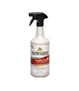 Showsheen polish ABSORBINE