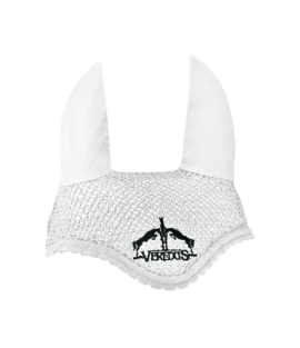 Bonnet anti mouches blanc Veredus