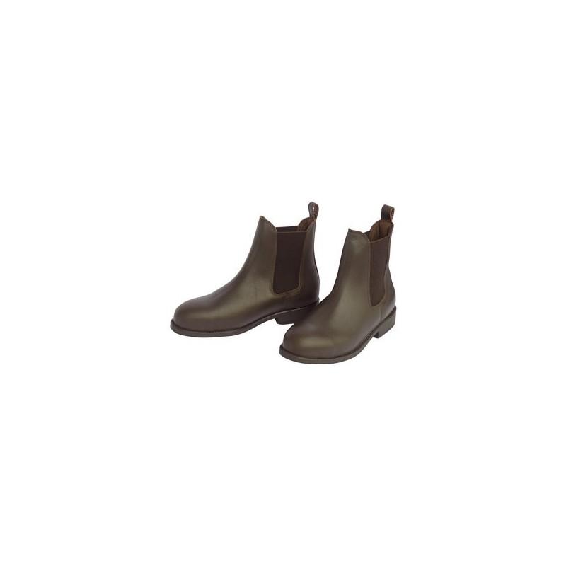 Boots de sécurité marron PERFORMANCE