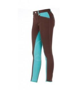 Pantalon d'équitation bicolore enfant USG