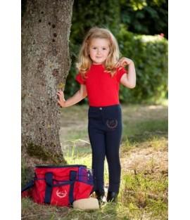 Pantalon d'équitation  enfant marine USG