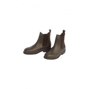 Chaussures d'équitation de sécurité coque pour le cavalier