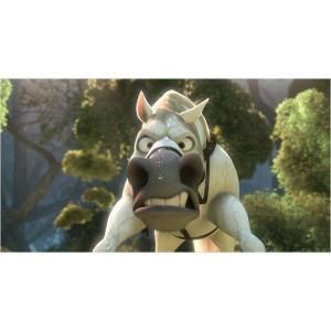 Stress et comportement cheval