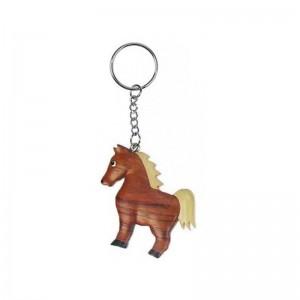 Porte-clés équitation