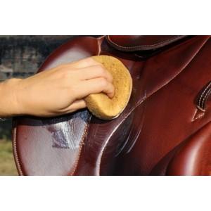 Produits pour soin du cuir d'équitation